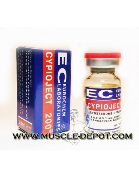 #1 Test Cypionate CYCLE - 10 weeks  (novice level)