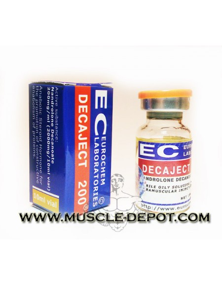 DECAJECT-DEPOT 10ml 250mg/ml