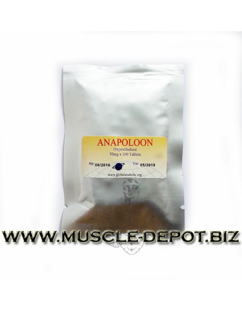 ANAPOLOON-50 50mg 100 tabs)