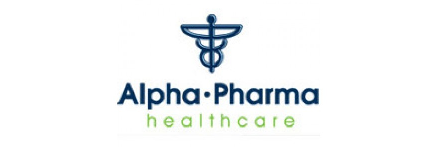 Alpha-Pharma products in US stock
