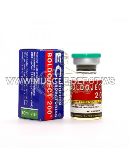BOLDOJECT 10ml 200mg/ml