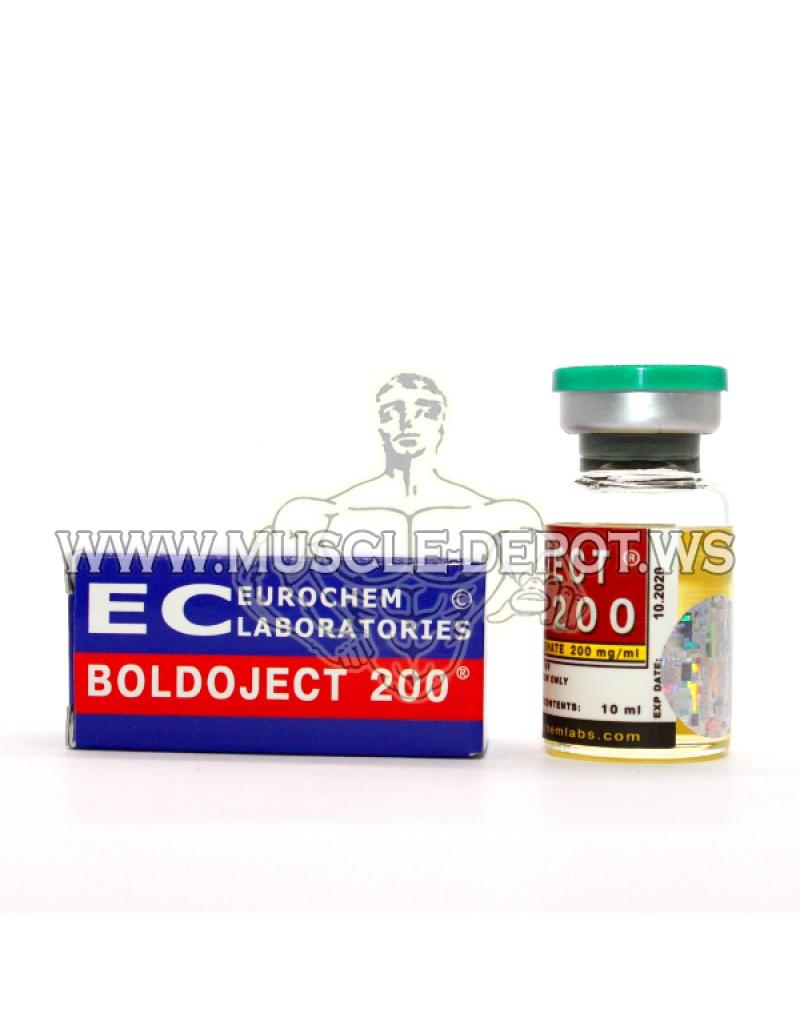 5 vials  X BOLDOJECT 10ml 200mg/ml