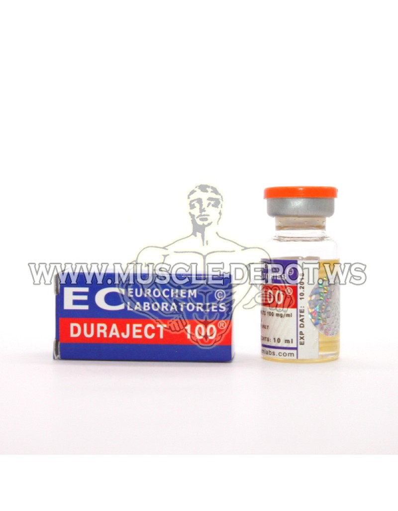 5 vials  X DURAJECT 10ml 100mg/ml