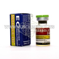 MEGABOLIC-240 10ml 240mg/ml