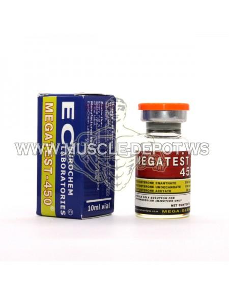 MEGATEST-450 10ml 450mg/ml