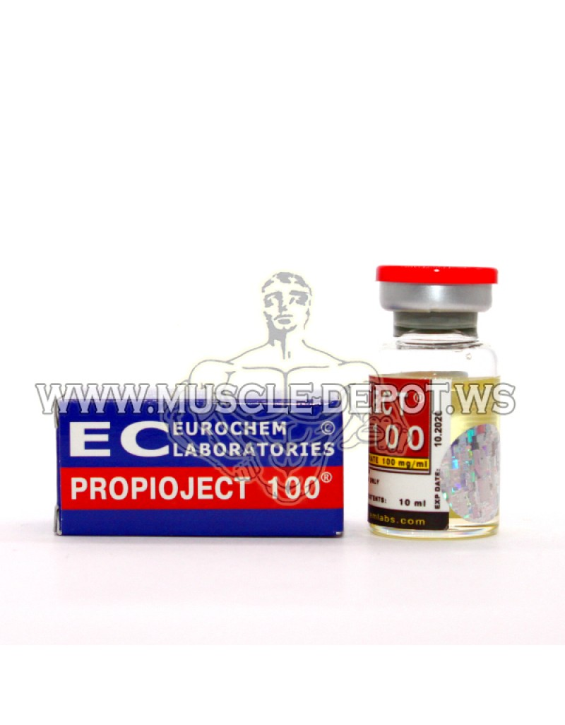 5 vials  X  PROPIOJECT 10ml 100mg/ml