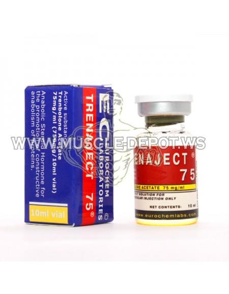 5 vials X TRENAJECT 10ml 75mg/ml