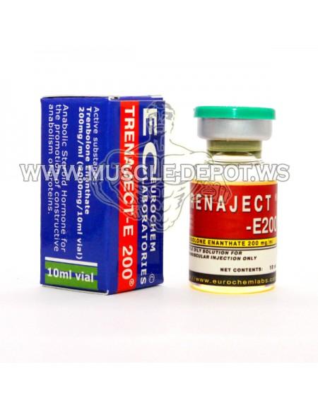 5 vials X TRENAJECT-E200 10ml 200mg/ml
